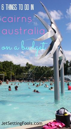 6 Things To Do in Cairns, Australia on a Budget Australia was, at one time, considered a budget destination…but those days are long gone. However, I believe that every place can be visited on a budget and Cairns is no exception. Brisbane, Sydney, Melbourne, Places To Travel, Travel Destinations, Places To Go, Holiday Destinations, Great Barrier Reef, Tasmania