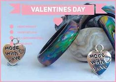 Valentine's Day Special Genuine Black Agate Colour Changing Mood Ring !! + More $24.97 https://mitpaw.com