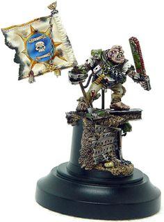U.K. 2004 - Monstre Warhammer 40,000 - Demon Winner, le site non officiel du Golden Demon