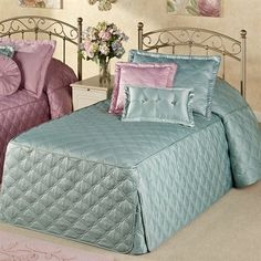 Color Classics(R) Quilted Fitted Bedspreads
