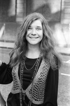 Janis Joplin in London, apr'1969.