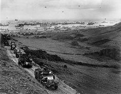 Sortie WN 65 Le Ruquet, juin 1944 (Photo: Robert Capa)