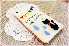 Smartphone cover Smartphone Covers, Lucien, Handicraft, Cookies, Desserts, Handmade, Collection, Food, Craft