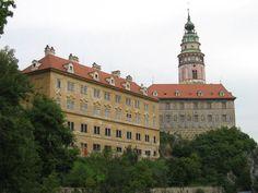 Krumlov Castle, Cesky Krumlov.