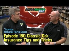 This week Jeff sits down with Pete Doriguzzi from Heacock Classic and talks insurance for Classic and Muscle Cars.   #Autorestomod #Camaro (American automobile) Fairlane (American automobile... #car #Classic #heacock #insurance #Muscle #Muscle Car #Mustang (American automobile)