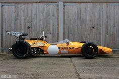 1970 McLaren M14A - Formula One