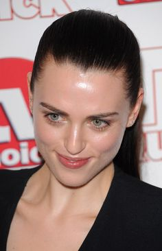 Katie McGrath Photos Photos - Katie McGrath attends the TV Quick & Tv Choice Awards at The Dorchester on September 7, 2009 in London, England. - TV Quick & TV Choice Awards - Red Carpet Arrivals