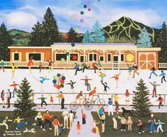 Summer Cheer - Limited Edition Artist Proof Offset Lithograph on Artist Paper by Jane Wooster Scott