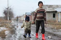 Buy a pair of Roma boots and one will be donated to a child in need.