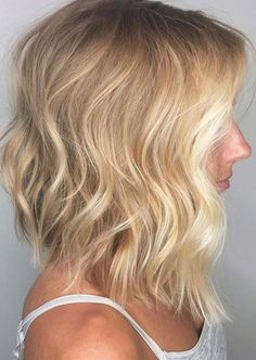 Long bob hairstyles 2017-2018 with the combination of different hair lengths are always remained favorite among fashionable women around the world.