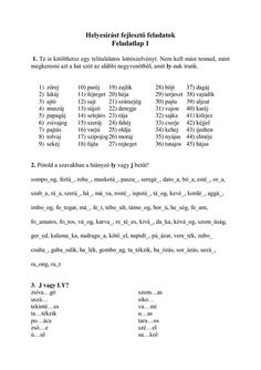 Olvasóka évfolyam számára by szakadykatalin - Flipsnack School Staff, Special Education, Grammar, Worksheets, Author, Teacher, Writing, Reading, Petra