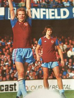 Andy Gray and Brian Little