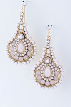 love the subtle white for summer. so chic  $12.00