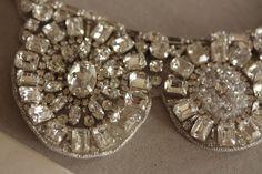Bridal jewelry - necklace Alina