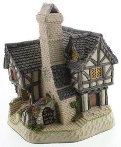 David-Winter-Cottages-Inglenook-Cottage-Limited-Collectible-Model-Figurine