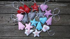 Dadyart / Vidiecke Vianoce Christmas Ornaments, Holiday Decor, Home Decor, Xmas Ornaments, Homemade Home Decor, Christmas Jewelry, Christmas Ornament, Interior Design, Christmas Baubles