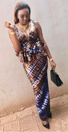 African Fashion Ankara, Latest African Fashion Dresses, African Print Dresses, African Dresses For Women, African Print Fashion, Africa Fashion, African Attire, African Women, African Print Dress Designs