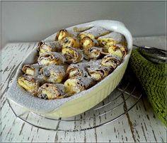 Limara péksége: Bécsi túrós palacsinta Hungarian Recipes, Sweet Cakes, Cereal, Bakery, Sweet Treats, Muffin, Lime, Dessert Recipes, Favorite Recipes