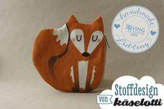 käselotti Fuchs-Portemonnaie von käselotti auf DaWanda.com fuchs fox geldbeutel wallet purse