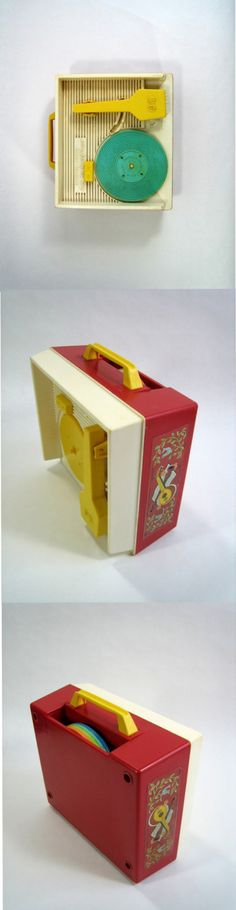 Fisher Price Turntable