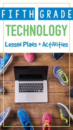 40+ 5th grade technology lesson plans and activities for the entire school year that will make a great supplement to your technology curriculum. These lesson plans and activities will save you so much time coming up with what to do during your computer lab time. Ideal for a technology teacher or a 5th grade teacher with mandatory lab time. All of the work is done for you!