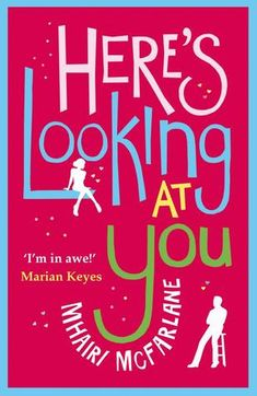 Review: Here's Looking At You - Me, Bookshelf and I