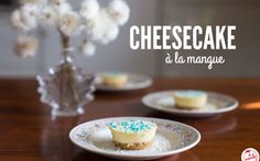 Cheesecake à la mangue Mauritian Food, Macarons, Biscuits, Cereal, Breakfast, Healthy, Blog Voyage, Cakes, Decoration