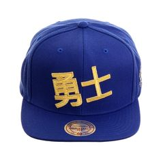 da90c319dd9 Mitchell   Ness Chinese New Years Golden State Warriors Snapback - Royal