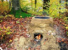 Primitive Technology, Natural Building, Outdoor Cooking, Portrait, Archaeology, Yard, Outdoor Decor, Home Decor, Patio