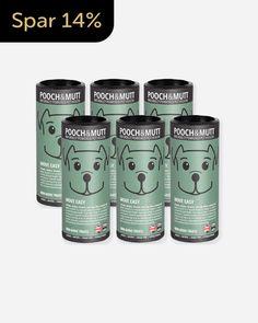Tilbud på Move Easy sunde, allergivenlige godbidder til hunde fra Pooch & Mutt. Glutenfri og med lavt kalorieindhold.