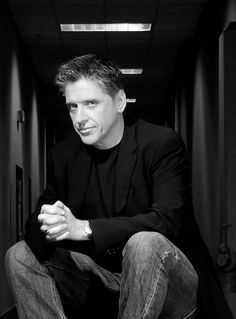 Craig Ferguson. We are all allowed that one awkward old man crush, right? My number one is Craig. Not only is he sexy, but he has a Scottish accent. Moreover, he really is proof that you can come from something very disheartening and become extremely successful. <3