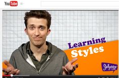 The Video I choose was Learning Styles - The Jellyvision Lab