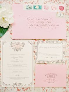 stationery by hello!lucky. photo by jose villa http://su.pr/1p5dH2