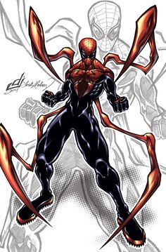 #Superior #Spiderman #Fan #Art. (Superior Spidey: COLORS) By: MadcapLLC. (THE * 5 * STÅR * ÅWARD * OF: * AW YEAH, IT'S MAJOR ÅWESOMENESS!!!™)[THANK Ü 4 PINNING!!!<·><]<©>ÅÅÅ+(OB4E)