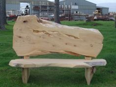 Wouldn't this make you smile when reaching the summit? The Shannon unstained bench from Macs Macrocarpa is one of the great styles of outdoor furniture they make: Buy now: http://www.macsmacrocarpa.co.nz/page12.html