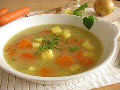 Detox Soup Recipe for Winter Weight Loss - delicious food to make - Sopas Sopa Detox, Detox Soup, Detox Recipes, Soup Recipes, Healthy Recipes, Vegan Recetas, Menu Dieta, Good Food, Yummy Food