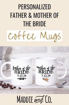CONGRATULATIONS PERSONALISED MUG  ENGAGEMENT OR WEDDING DAY GIFT MADDIE DESIGN