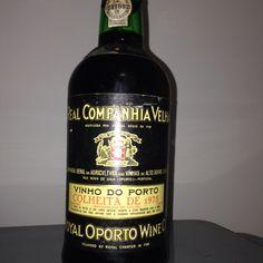 Real Companhia Velha Royal Oporto Colheita de 1975