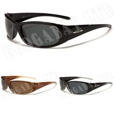 XLOOP MENS POLARIZED DESIGNER SUNGLASSES 5 COLOURS XL66