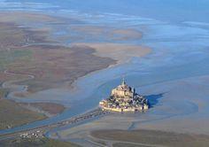 Mont St. Michel, Lower Normandy, Northern France - http://wikitravel.org/en/Breton_phrasebook