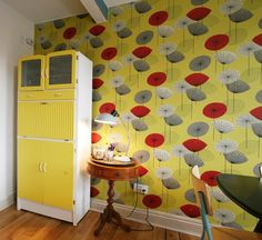 Tamasyn's Eclectic Mid-Century Flat