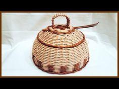 (16) Плетем хлебницу из газетных трубочек! Прямая трансляция! 1 часть/03.08 - YouTube