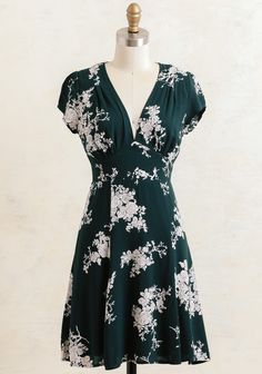 Truly Beautiful Floral Dress