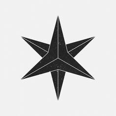 A new geometric design every day. Geometric Mandala Tattoo, Geometric Symbols, Geometric Logo, Geometric Designs, Mandala Design, Geometric Shapes, Vector Design, Logo Design, 3d Prints