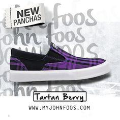#JohnFoos Tartan Ber