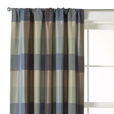 Tan, blue and green color scheme for the master? Could I use these curtains in there?