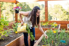 Get ready to get your hands dirty. Gardening will be huge in 2016.