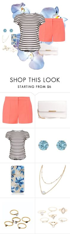 """Summer Outfit"" by edithmck on Polyvore featuring Dorothy Perkins, Frame, Sonix, WithChic and Charlotte Russe"