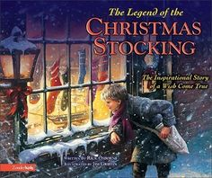 This wonderful Christmas tale, set in the late 1800s, shares the touching story of a young boy named Peter. He sells newspapers to help his family while his father is away at sea, and heÆs been saving a bit of his earnings to buy a model schooner in the woodworkerÆs shop. But after Uncle Jim, the woodworker, tells him the story of St. Nicholas, Peter discovers the meaning behind the hanging and filling of Christmas stockings and learns a heartfelt lesson in kindness and generosity