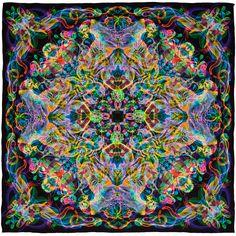 amazing silk scarves by carnovsky